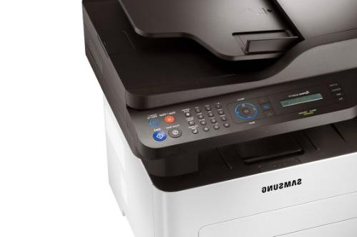 Samsung Wireless Printer with and Fax, Replenishment