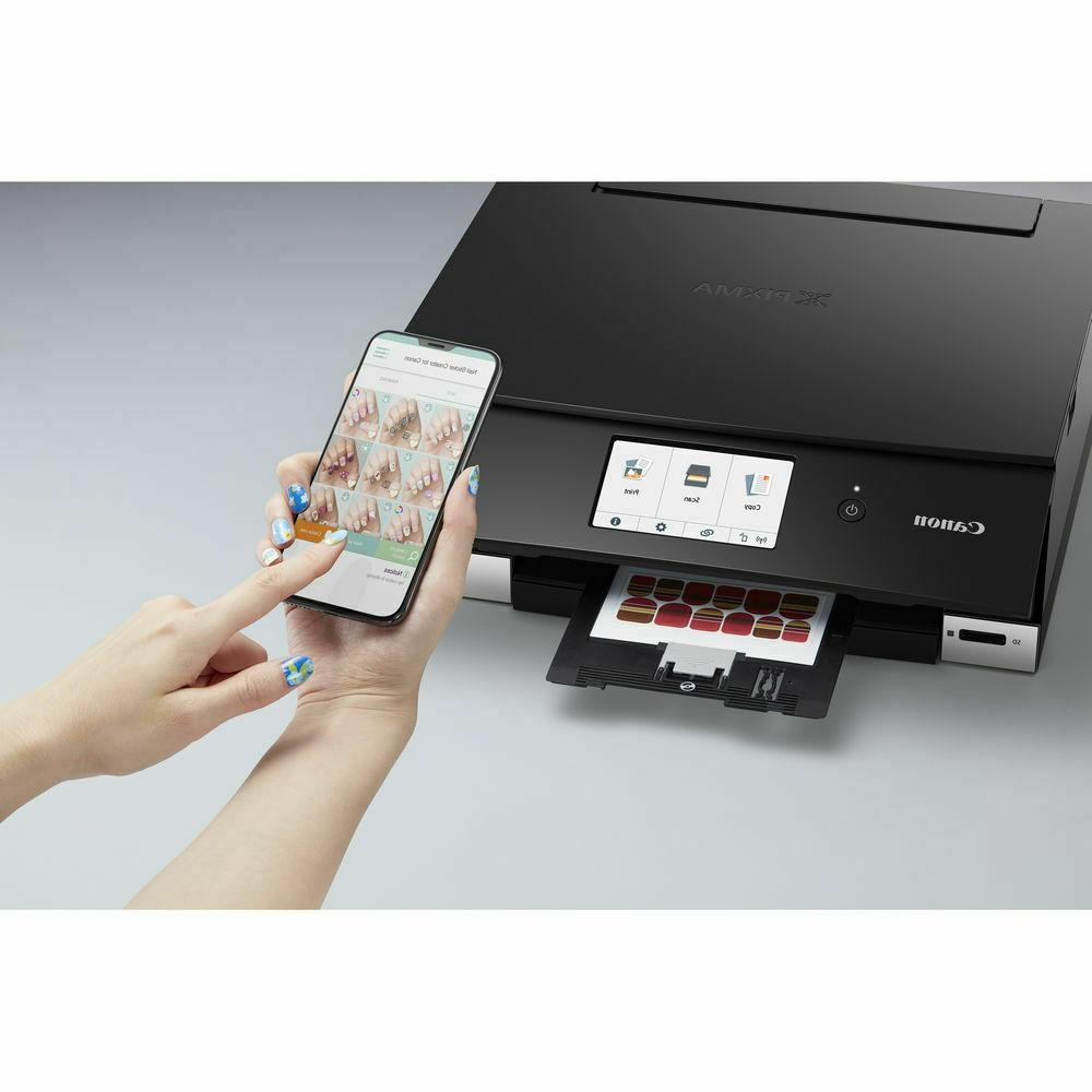 CANON INK IN ONE SCANNER COPIER
