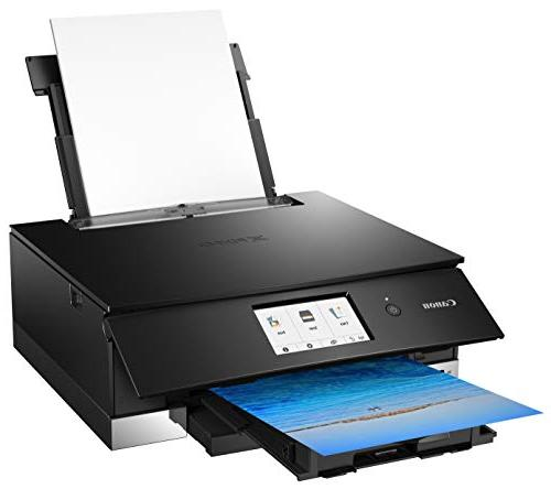 Canon TS8220 Wireless in One Photo Printer with Scannier