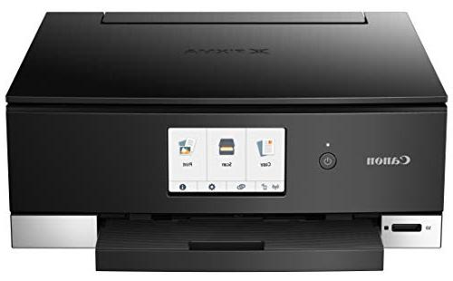 Canon TS8220 in Printer with Scannier Mobile Printing,