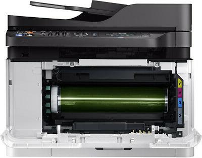 Samsung - Xpress Wireless Color All-In-One Laser Printer
