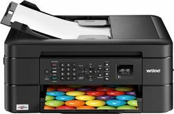 Brother MFC-J485DW Wireless All-In-One Color Printer w/ Prin