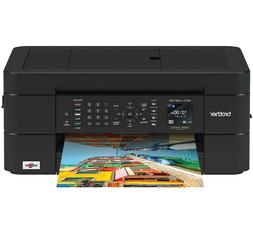 Brother MFC-J491DW Compact, Wireless Color Inkjet All-in-One