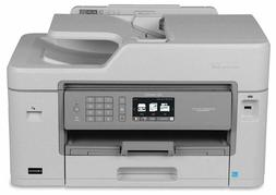 MFCJ5830DW Inkjet All-in-One Color Printer with INKvestment