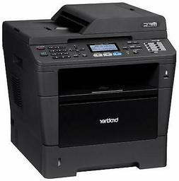 Brother Monochrome Printer with Scanner, Copier and Fax