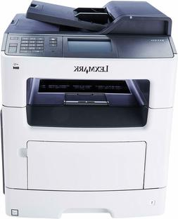 Lexmark MX410de Monochrome All-In One Laser Printer, Scan, C