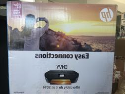 New HP Envy 5014 Wireless All-in-One Color Inkjet Printer