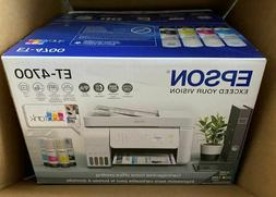 New, Factory Seal Epson EcoTank ET-4700 All-in-One Supertank