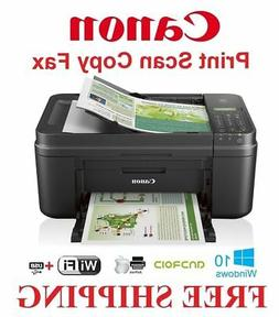 NEW Canon PIXMA TR4520/490 Printer Copier Scan All-in-One An