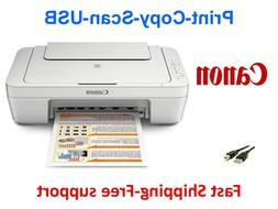 NEW Canon Printer-Scaner-Copier-All in One+Free USB-Home Bus