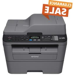 NEW Brother Wireless All-in-One Monochrome Laser Printer Sca