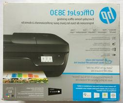 HP OfficeJet 3830 Wireless All-In-One Instant Printer Print