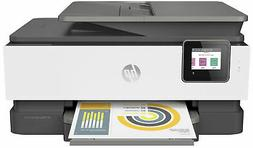 HP OfficeJet Pro 8025 All-in-One Wireless Printer, with Smar