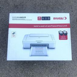 Canon PIXMA MG2522 All-in-One Color Inkjet Printer Includes