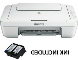 Canon Pixma MG2522 Inkjet All-in-one Print Scan Copy Home Pr