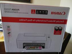 Canon Pixma Wireless All-In-One Printer, & Scanner + Ink + S