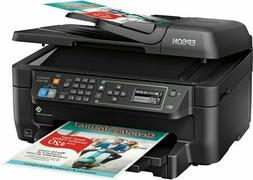 Epson Printer Fax Scan Copy Print All-In-One Wireless Office