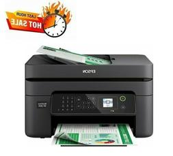 Epson Printer Machine Fax Scan Copy 2-Sided All-In-One Wirel