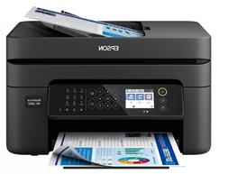 Epson Printer Machine Scanner Fax Copier All-In-One Wireless