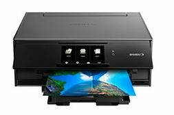 Canon TS9120 Wireless All-In-One Printer with Scanner and Co