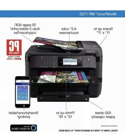 Epson WorkForce WF-7720 Wireless Wide-Format All-in-One Colo