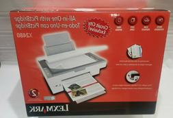 Lexmark X2480 All-In-One InkJet Printer Circuit City Exclusi
